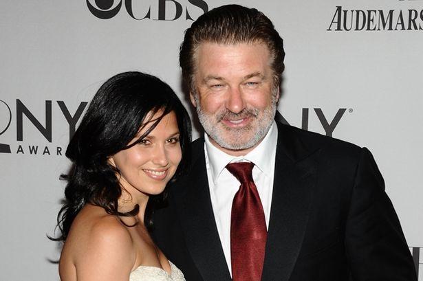 Alec Baldwin's Wife BLAST Pregnancy Rumors-829-2