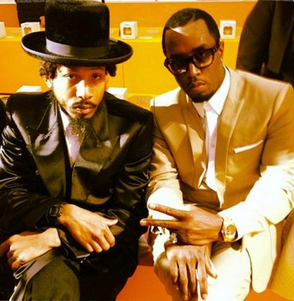 Shyne Reignites Beef With Diddy-0822