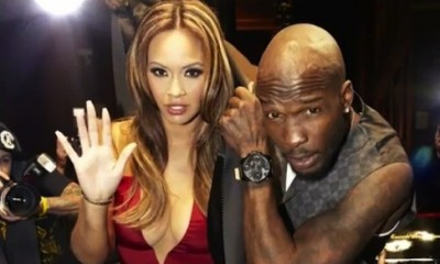 Chad Ochocinco Refuses to Sign Divorce Papers