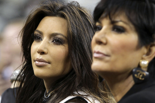 Will Kanye's Seed Ruing Kim Kardashian-927