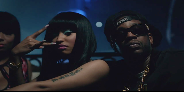 10132 Chainz & Nicki Minaj Sexing-1