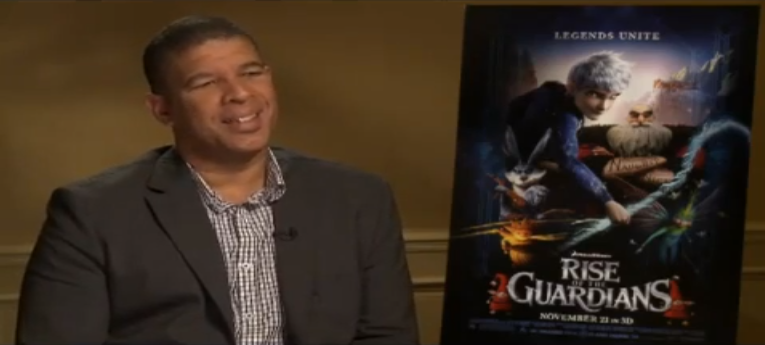 1120-Peter Ramsey Talks 'Rise of the Guardians'-1