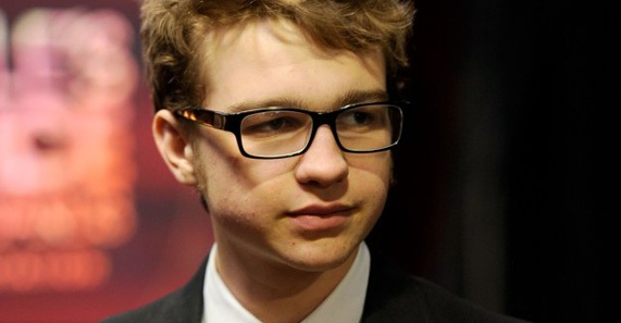 1128-Angus T. Jones NOT Quiting 'Two and a Half Men'-1