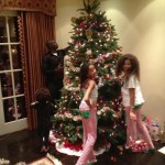 1205-Deck The Halls With Djimon Hounsou & Kimora-1