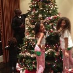 1205-Deck The Halls With Djimon Hounsou & Kimora-3