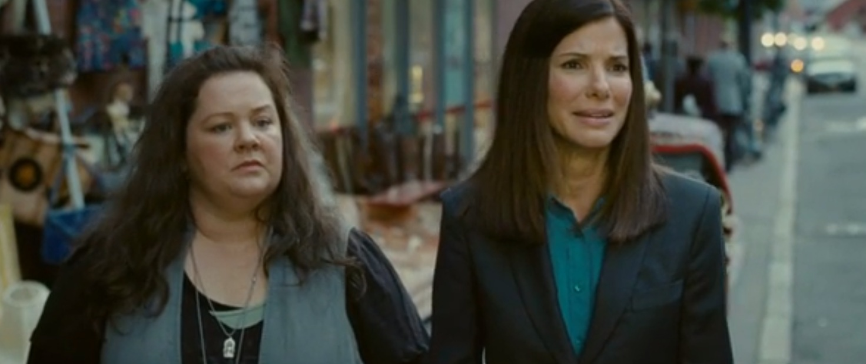 News ) New Red-Band Trailer for Sandra Bullock 's The Heat