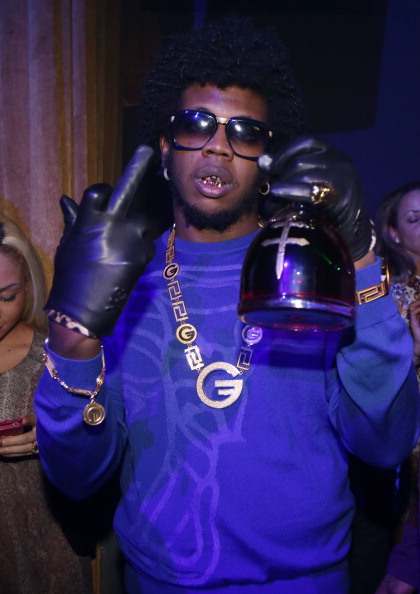 Jay Z Hosts D'USSE Cognac Launch Party At LIV