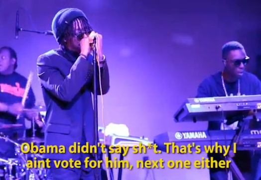 121-Lupe Fiasco Kicked Off Stage at Inauguration-1