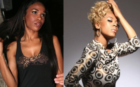 208-Keyshia Cole's Fire's Shot's at Michelle Williams Again-2