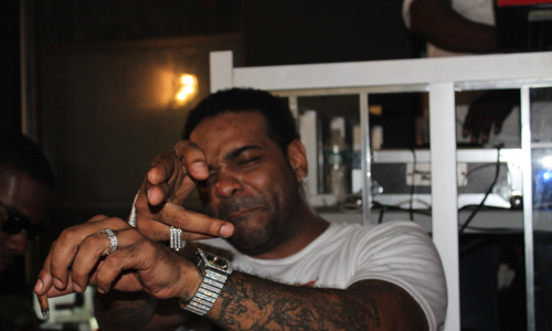 214-Jim Jones Arrested Outside His House-2