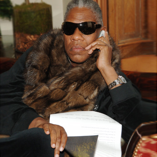 217-Andre Leon Talley-Leaves-Vogue-1