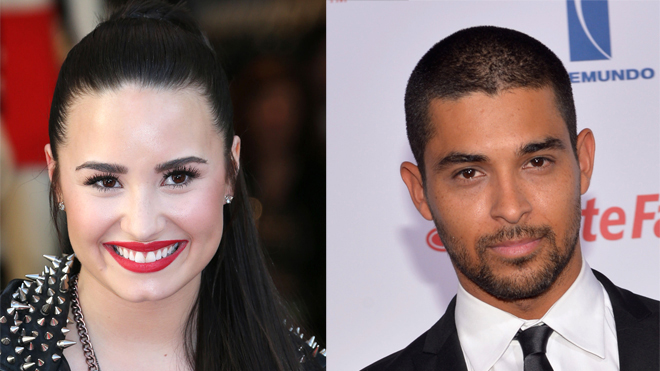 222-Demi Lovato and Wilmer Valderrama Back Together-1