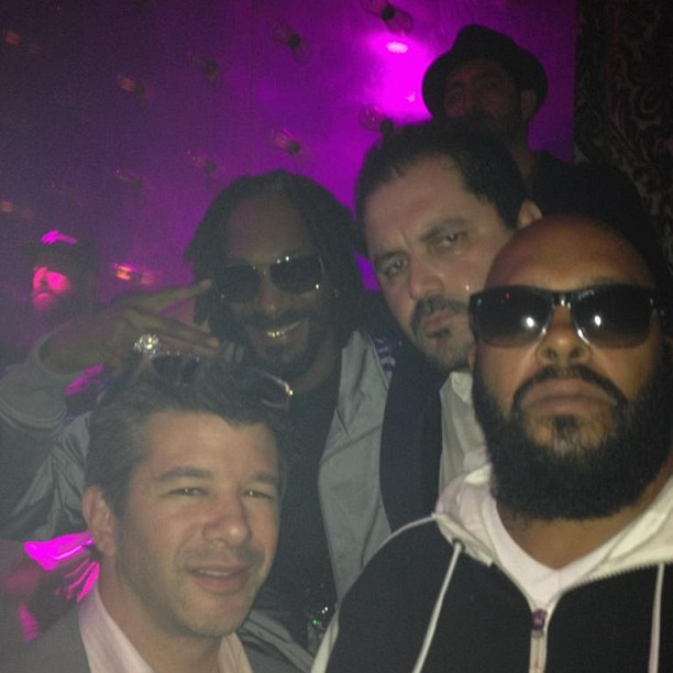 222-Snoop Dogg and Suge Knight Reunite-1