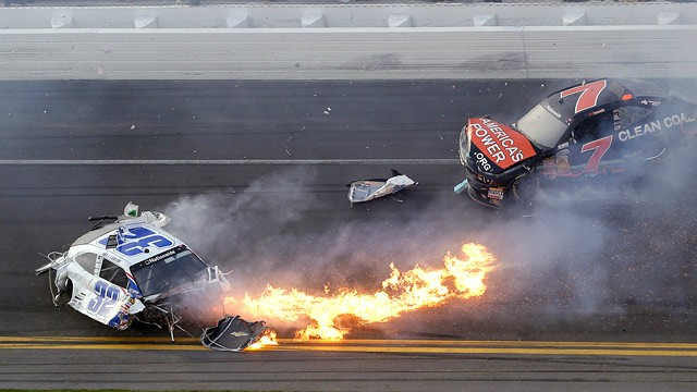 224-33 Fans Injures From Debris Hitting Daytona Stands-1