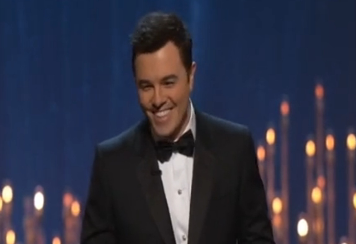 224-Seth MacFarlane Dreadfully Long Oscars Monologue-1