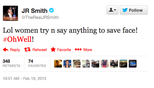 225-JR Smith Responds to K Michelle-1