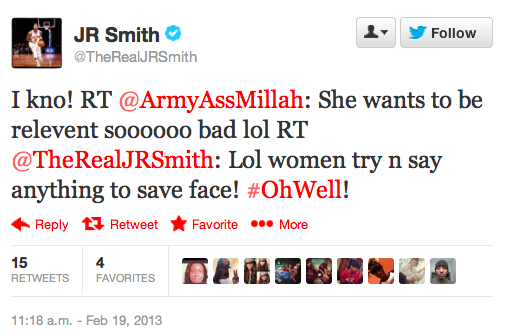 225-JR Smith Responds to K Michelle-2