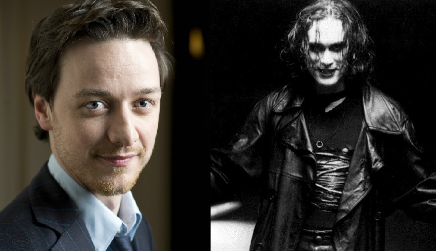 225-James McAvoy Set To Star In The Crow Remake-1
