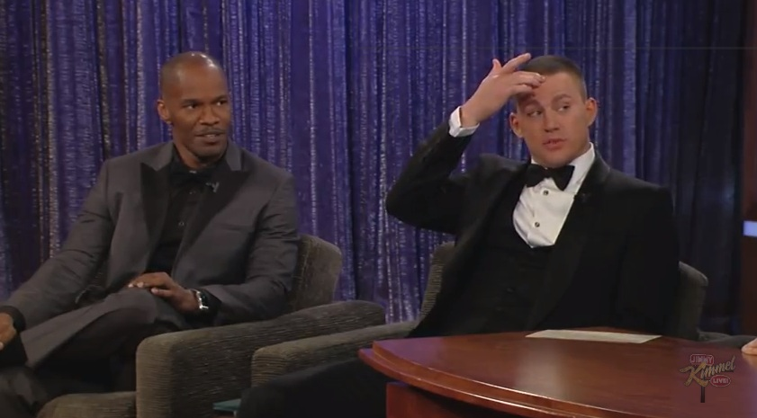 225-Jamie Foxx & Channing Tatum Hit Up Kimmel-1