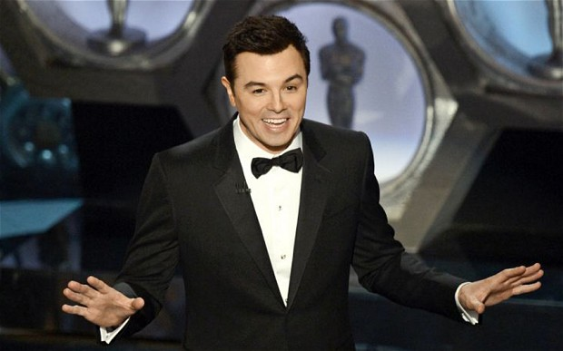 225-Seth MacFarlane's Sacastic Humor Escalate's Oscar Ratings-1