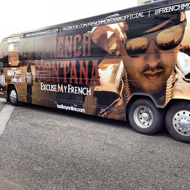 301-One Dead In French Montana Bus Shooting-3