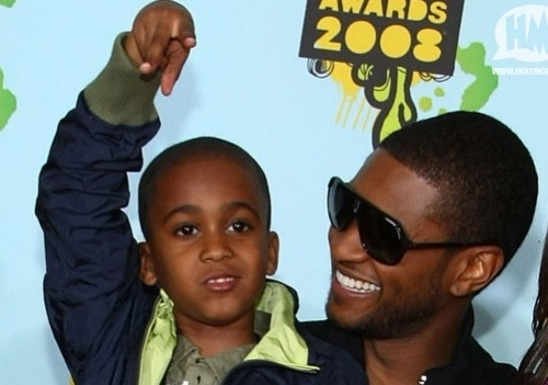 302-Usher's Stepson's Death Leads To Arrest-1