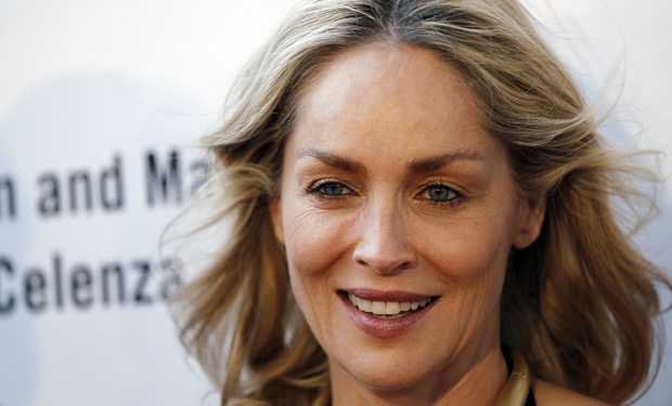310-Sharon Stone's Maid Still Out For Blood-1