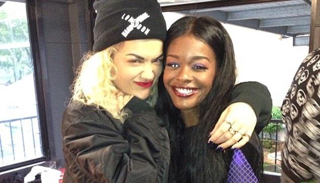311-Azealia Banks Starts Beef With Rita Ora-2