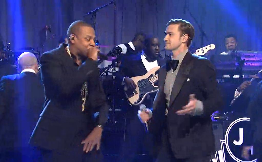 311-Justin Timberlake Fires Shots at Kanye-1