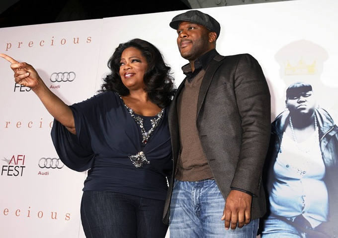 Tyler Perry & Oprah OWN Black Television | Celebnmusic247