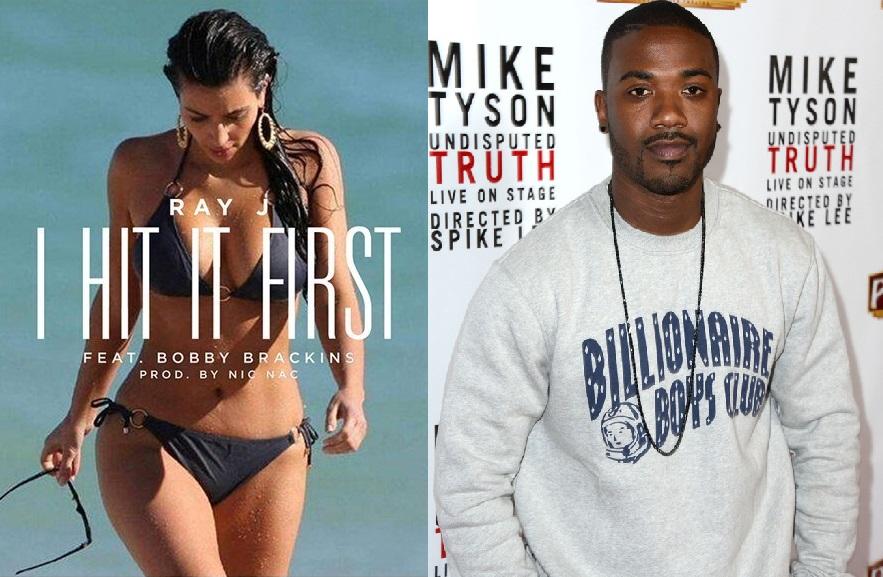 409-Ray J Denies New Single Is About Kim Kardashian-1