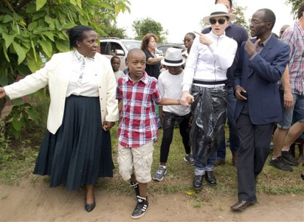 410-Madonna Harshly Criticized By Malawian Government-2