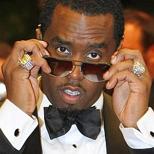 "Sean ""P Diddy"" Combs arrives for the screening of the film ""Two Lovers"" in Cannes"
