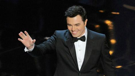 419-Seth MacFarlane Asked To Host Oscars 2014-1