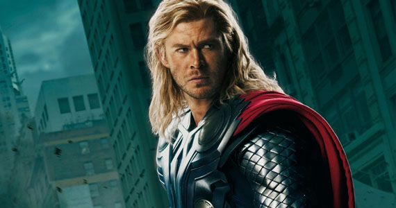 423-First Look At Thor-The Dark World -1