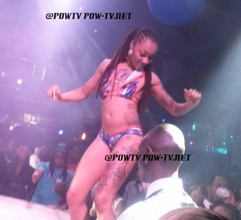 509-Dutchess of Black Ink is Stripping-2