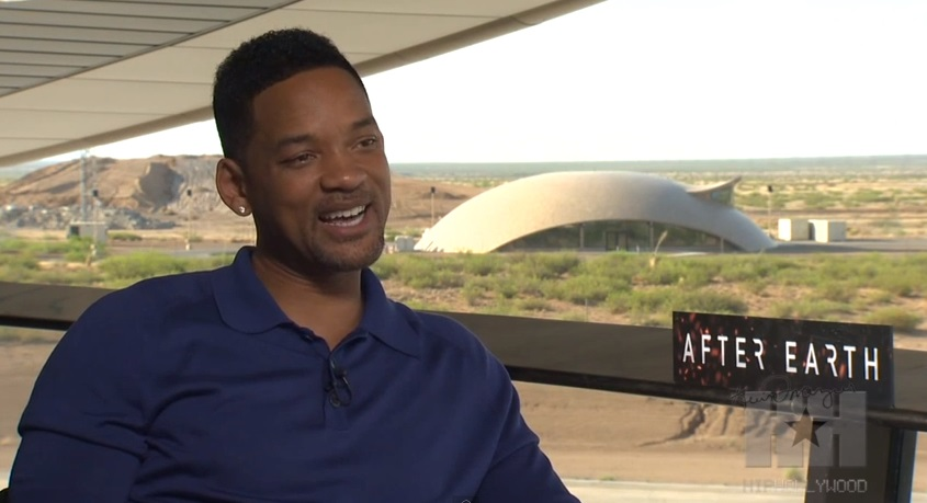 521-Will Smith And Ye Working on New Music-1