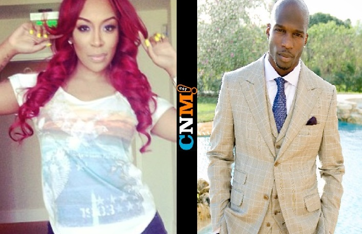 K Michelle Reveals Song About Chad Ochocinco Johnson