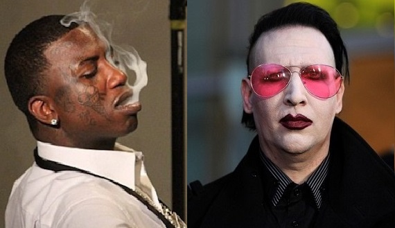 Gucci Mane Teams with Marilyn Manson-531-1