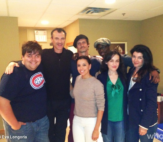 Eva Longoria Shows off Cast of Mother Up-604-1