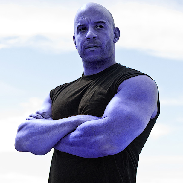 Is Vin Diesel Joining The Marvel Universe-thanos-627-2