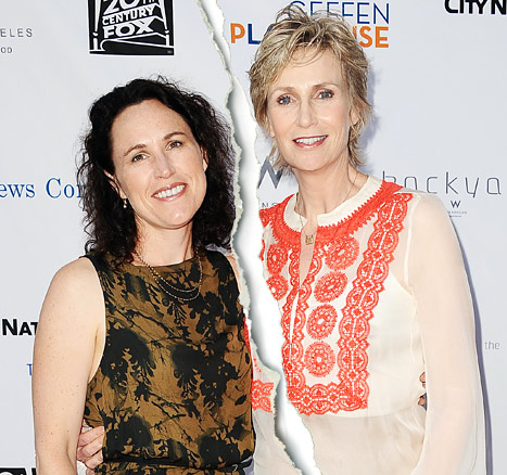 Jane Lynch Divorcing Partner Dr. Lara Embry-610-1