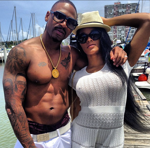 Joseline and Stevie J Eloped-604-3