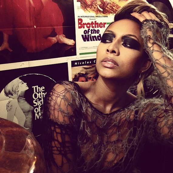 Keri Hilson Clears Music Departure Confusion-610-1