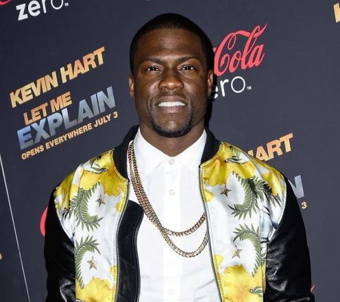 Kevin Hart's 'Let Me Explain' Premiere In New York City-623-5