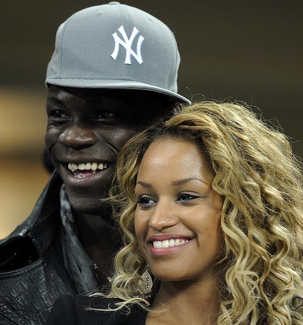 Mario Balotelli And Fanny Engaged-611-2