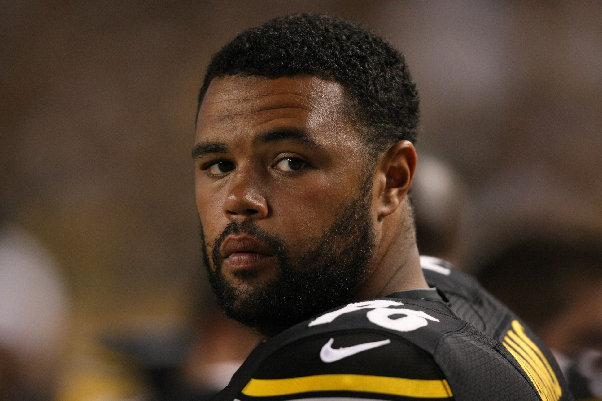 Steelers Mike Adam Recovering After Stabbing-602-2