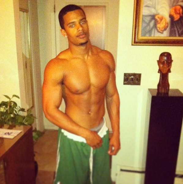 Trey Songz' Brother Nude Photo Leak-621-1