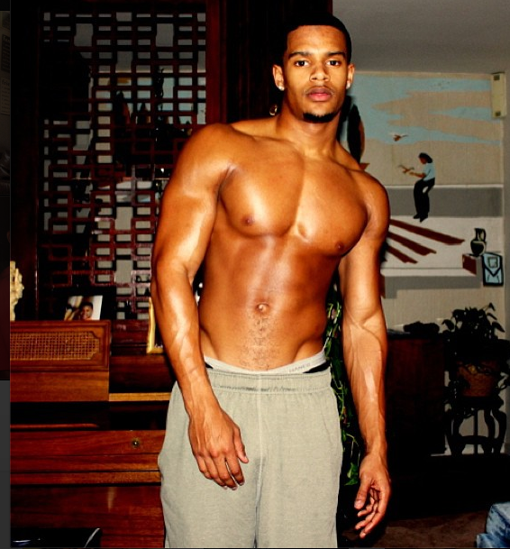 Trey Songz' Brother Nude Photo Leak-621-16