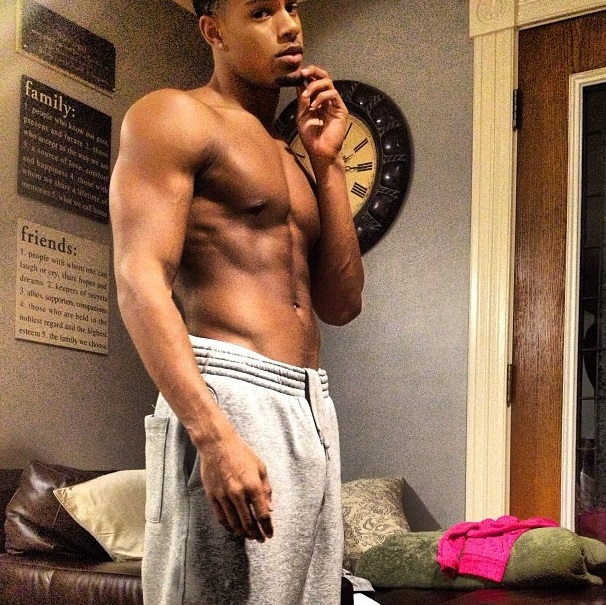 Trey Songz' Brother Nude Photo Leak-621-3